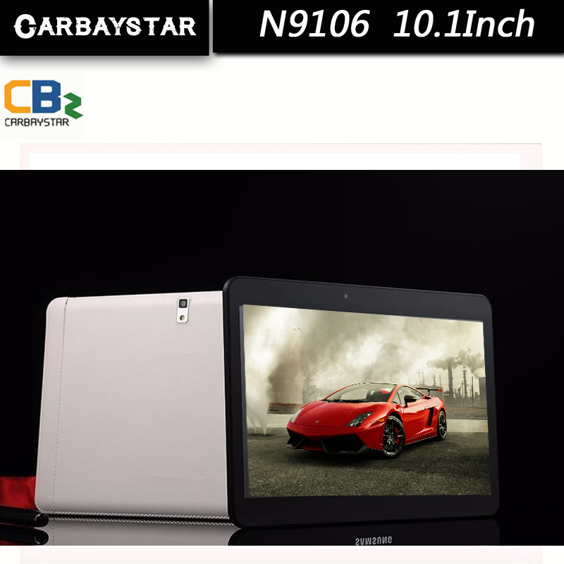 CARBAYSTAR Double SIM 3g smart tablet pc 1280 800 10 1 inch tablet pcs android tablet