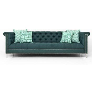 2018 Foshan Furniture Modern Chesterfield Sofa - Buy Modern ...