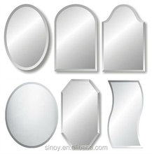 Quality silver mirror stick on wall mirrors
