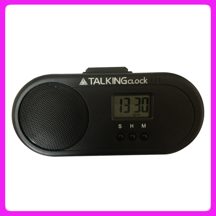 talking alarm clocks for adults spanish talking clock manual alarm clock buy talking alarm. Black Bedroom Furniture Sets. Home Design Ideas