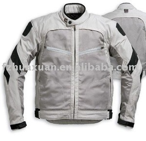 motocycle style softhell jacket for men