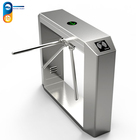 stainless steel access control turnstile barrier gate