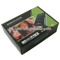 2.5-Inch SATA Divx Media Player with karaok & OTG function & SD