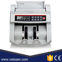 Suitable for most countries multiple-detection electronic bill counter