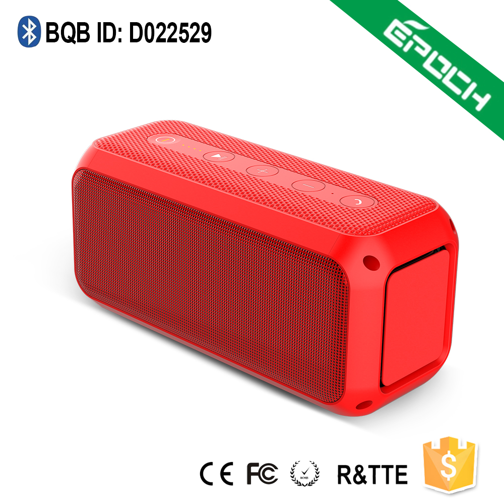 Mini Altavoz bluetooth inalámbrico portátil IPX6 bluetooth altavoz impermeable