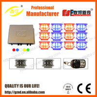 12 lines grille light led 54w for the head of the various car