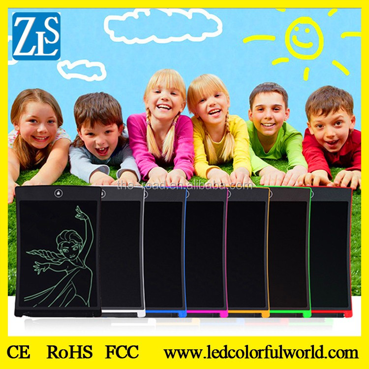 2017 innovative high quailty electronic smart boogie board lcd drawing and writing tablet