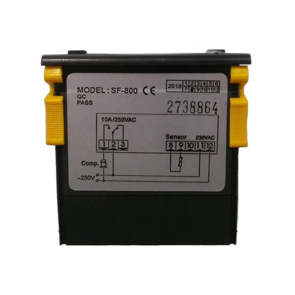 อุตสาหกรรมขายร้อน SF-800 ดิจิตอลไฟฟ้าอุณหภูมิควบคุม