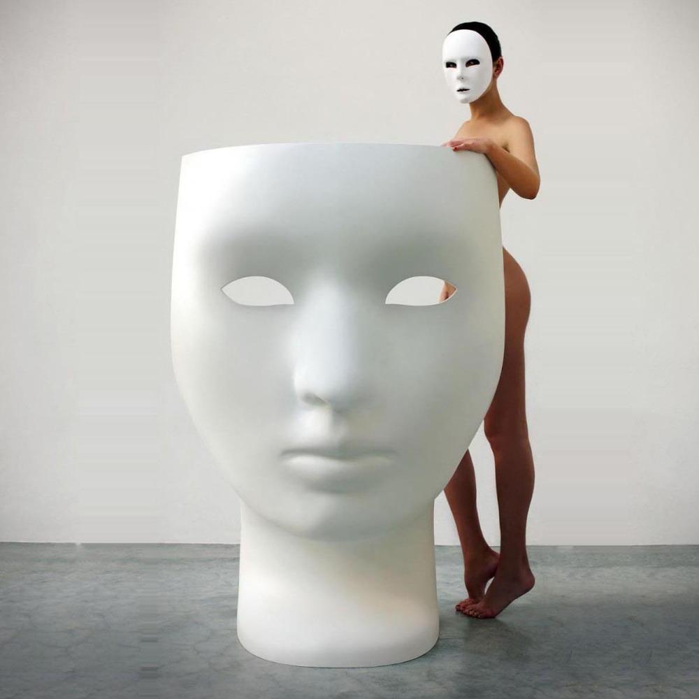 designer m bel nemo maske gesicht stuhl driade nemo chair wohnzimmer sessel produkt id. Black Bedroom Furniture Sets. Home Design Ideas