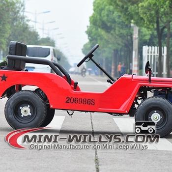 Mini Go Kart Willys 150cc Zongshen Engine Auto Clutch 3 Speed With Revers -  Buy Mini Atv,Mini Atv Willys,Mini Atv Go Kart Product on Alibaba com