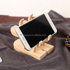 timeless design cf51c e2891 Unfinished Wood Mobile Phone Holder Wholesale, Holder Suppliers ...