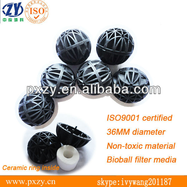 36mm,Bioballs Filteration,Aquarium Filter,Bioball With Sponge And ...