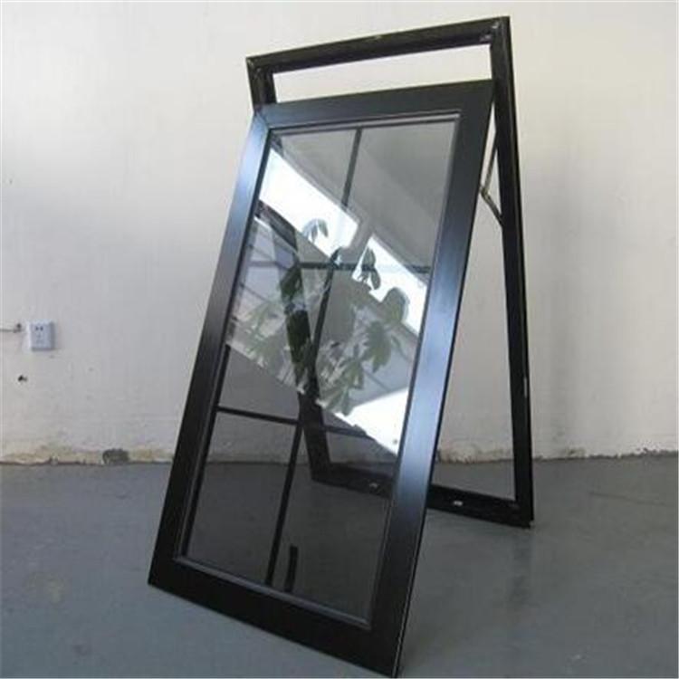 Verre Fenêtres à Battants Italie Style En Aluminium à Battants Et