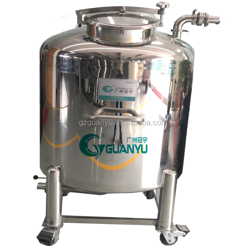 CE genehmigt edelstahl lagerung tank für chemische lagerung