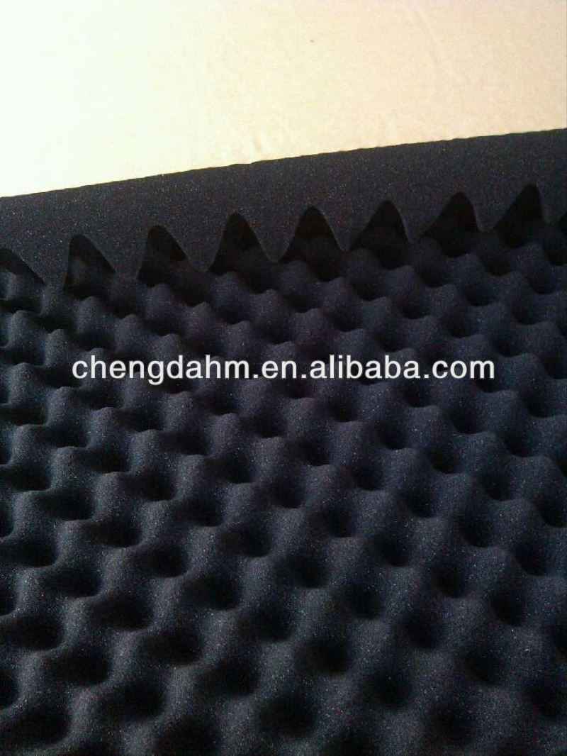 China factory directly sell acoustic barrier foam board best 052, Newest customized custom packing foam