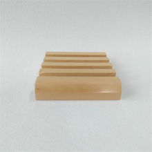 "Bella solid piazza legno <span class=keywords><strong>coaster</strong></span> holder, misura 4 pz 4 ""sottobicchieri."