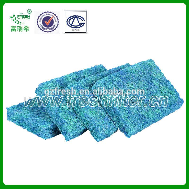 Japanese filter mat used in fish pond buy koi pond for Koi pond japanese matting