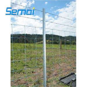 Hinge Joint Knot Prairie Fencing For Animals