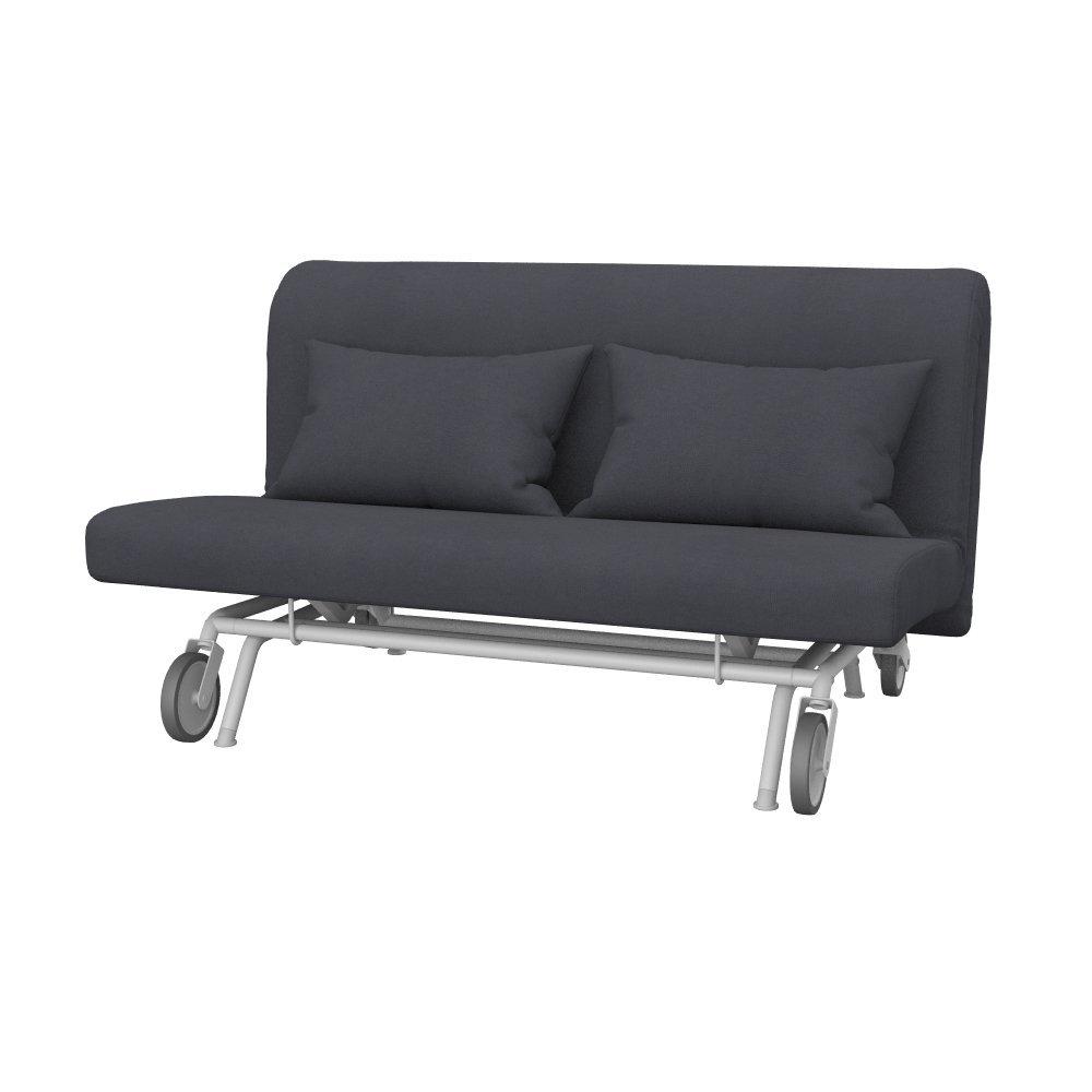 Buy Soferia - IKEA IKEA PS Sofa 2-seat sofa-bed cover, Eco Leather ...
