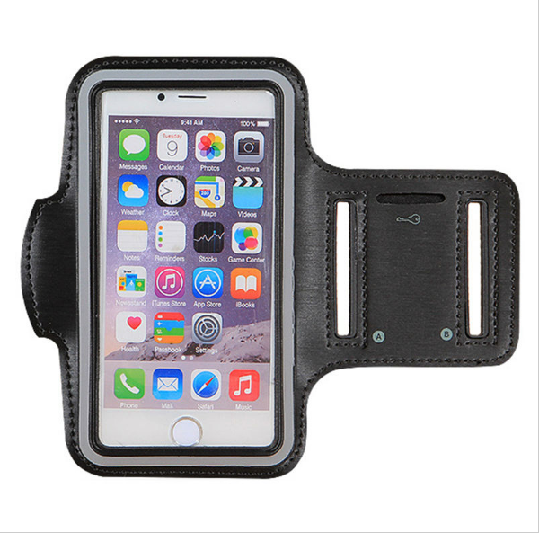 for iphone 678 waterproof outdoor adjustable sport running armband mobile phone holder cell phone holder for running armband