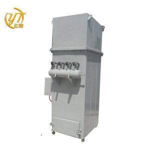 portable bag dust collector machine pulse jet dust collector