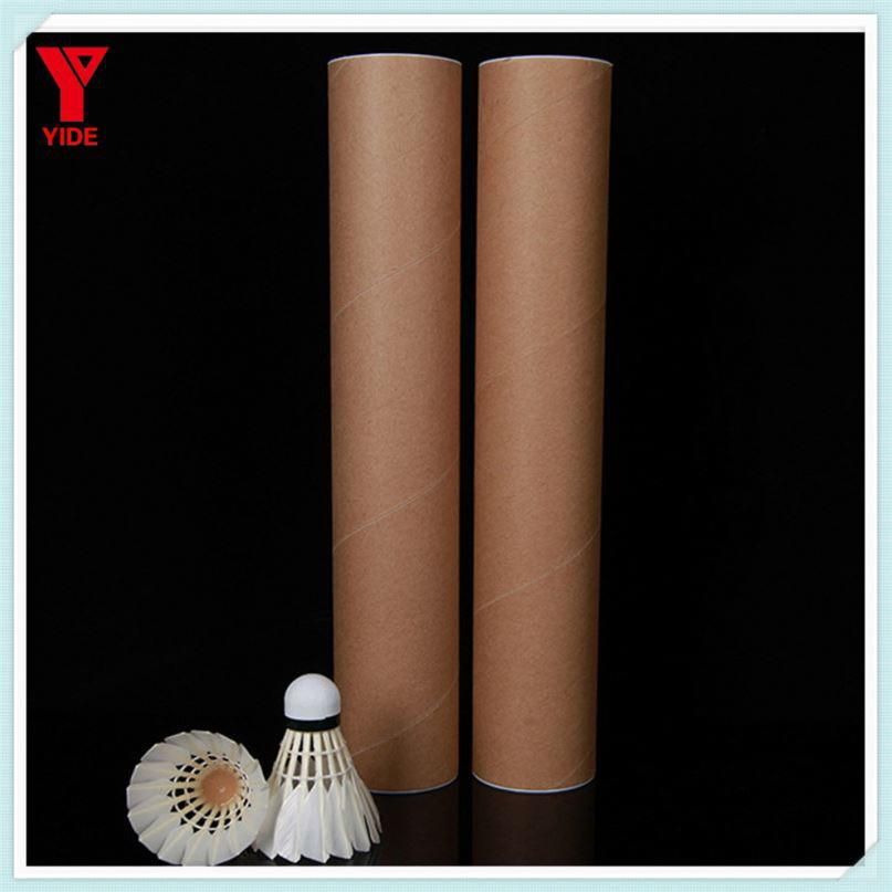 High Quality Nylon Badminton Shuttlecocks with Fiber Cork Head