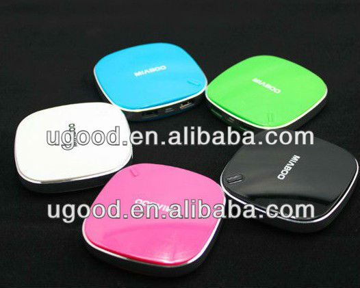 Promational power bank with low cost,manufacture mobile power bank full all cell phones ,colorful power bank with key chain