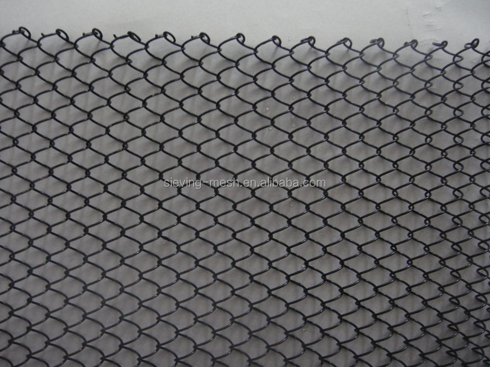 Gordijn Als Scheidingswand : Witte zwart gouden kleur gecoat metalen gaas gordijn voor