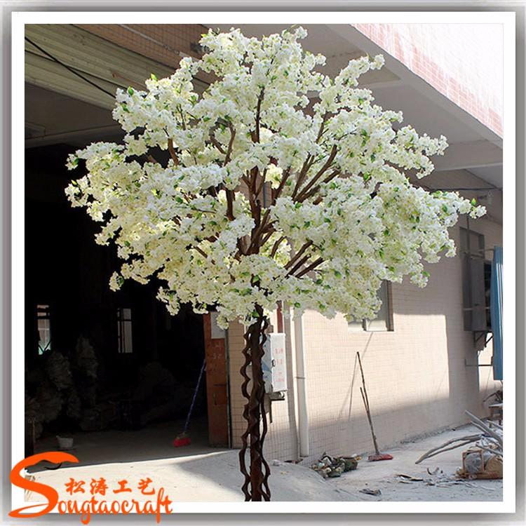 Billige Kunstliche Baum Im Freien Hochzeit Dekoration Baum