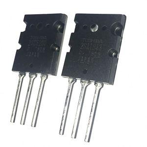 Original 2sa1943 Transistor Power Amplifier 2sc 5200 Electronic Mosfet  Amplificador 2sc5200+2sa1943 2sc5200