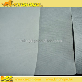 Ping Pong Fabric Based Hot Melt Glue Sheets For Shoes Making