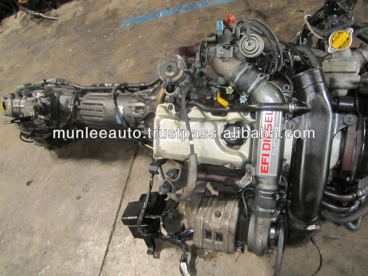 Toyota Tacoma Diesel Engine Wholesale, Engines Suppliers