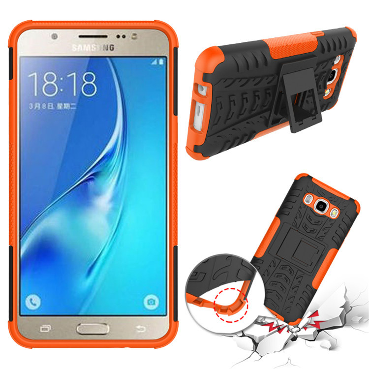 Armor Case For Samsung Galaxy J5 Bumper Cover For Samsung ...