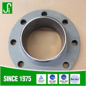 Gost carbon steel pipe Weld Neck flanges