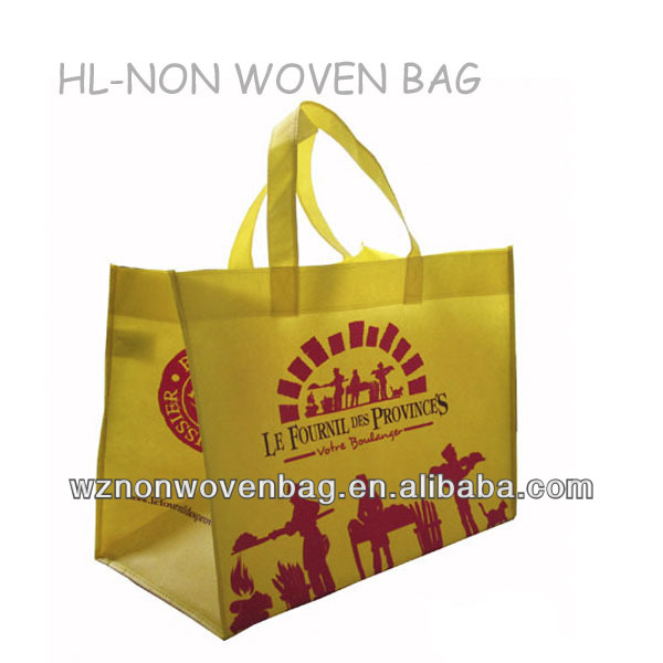 2014 promotional <strong>eco</strong> carrying tote fashion non-wove bag