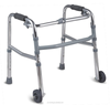 CE FDA approved Aluminium Alloy Foldable rehabilitation Learning Rollator Walker