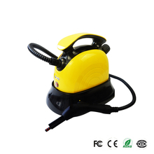 Car Member 2017 NEW cleaning machine with attachment for stain removal and handheld shoulder carried portable steam cleaner
