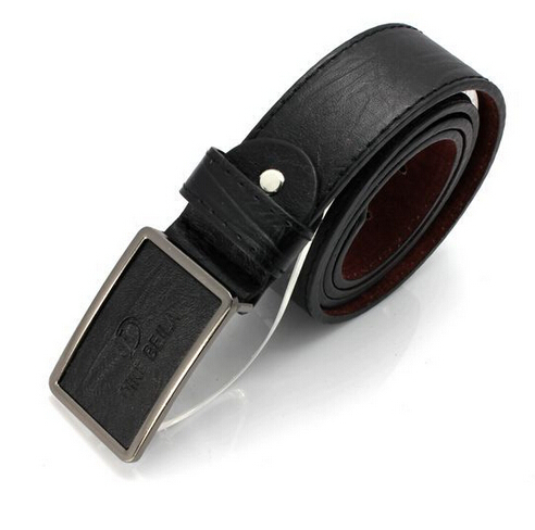 Men Belts Leather Design Dress Brand Fashion Business Automatic Buckle 2015 New Casual Brown Male Belt cinturones hombre EHY374