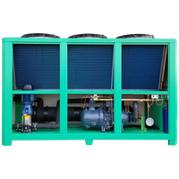 Industrial Air Cooled Water Chiller Machine For Recirculating Cooling System