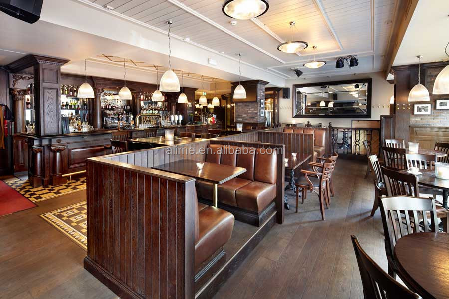 Alime Antique Wooden Restaurant Bench Seat Buy
