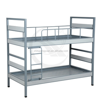 2016 Hot Cheap Iron Double Bed Bunk Beds Amy Military Prison Bunk Bed