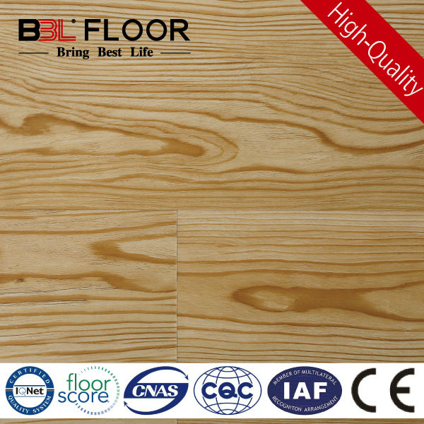 3mm Light Rugged Pine Antique Wood Texture Luxury Vinyl Plank BBL-922-4