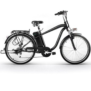 "NAKTO FOLDING ELECTRIC BICYCLE 26"" FOR COMMUTE ( CAMEL ) FOR MEN e bike"