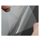 High transparency micron super clear sheet roll pvc clear film from Shanghai Fochier