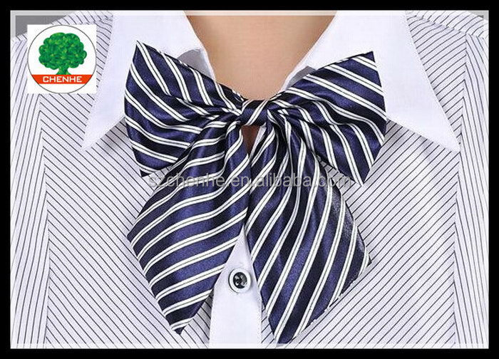 Excellent quality Cheapest sheer organza bow ties