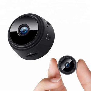 battery Wifi IP Mini Camera Wireless 1080P HD Infrared Micro IR Night Vision Body Camera Magnetic Motion Detection