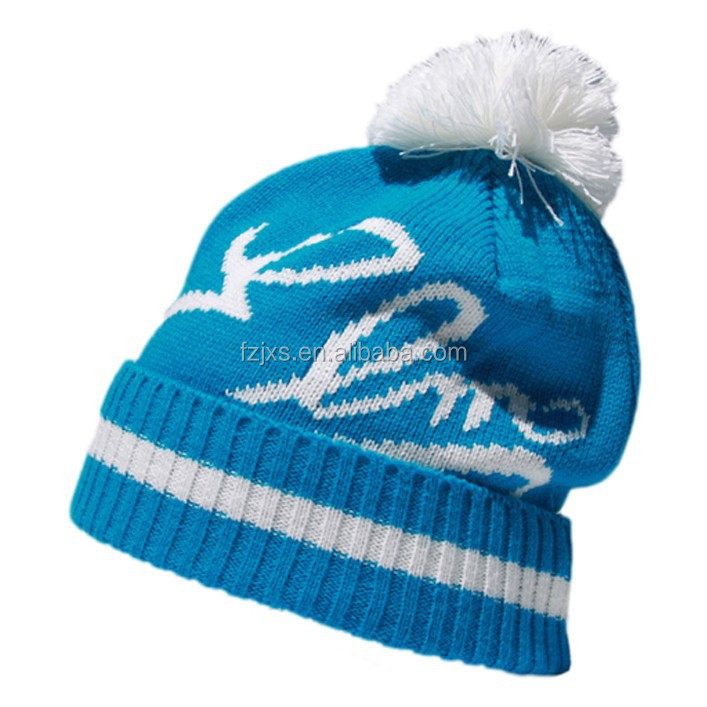 New Arrival Teenagers Toddler Cotton Knit Beanie