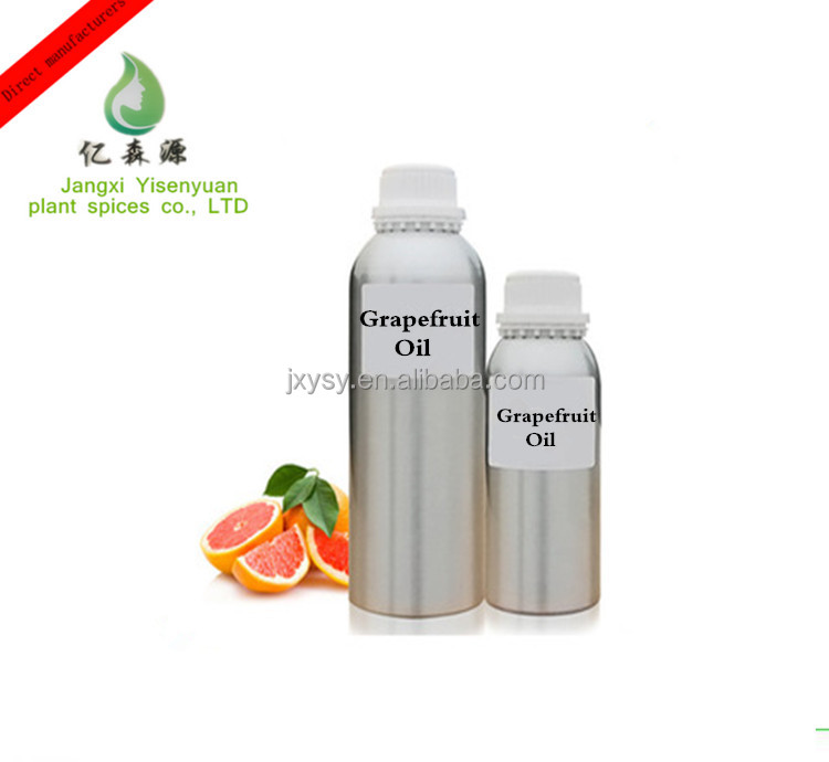 China Supplier Edible Grapefruit Essential Oil Products For Body Slimming And Oily Skin Cleaning