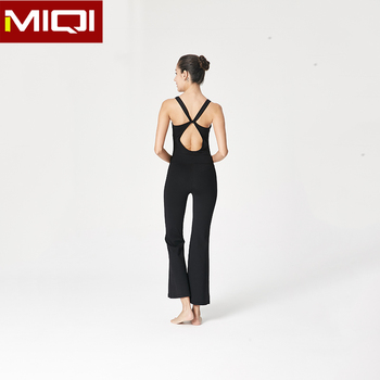 9372a263a14 Newest private brand fitness training apparel manufacturer fitness  bodybuilding clothing women yoga sport gym jumpsuits