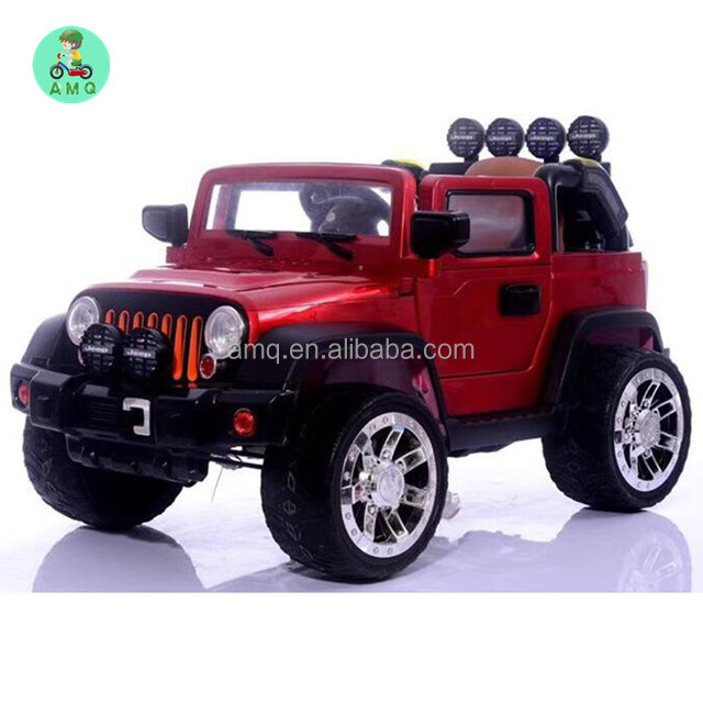 Factory Price Jeep Made In China Kids Remote Control Battery Toy Baby Can Sit Ride On Style Electric Cars For Children To Drive